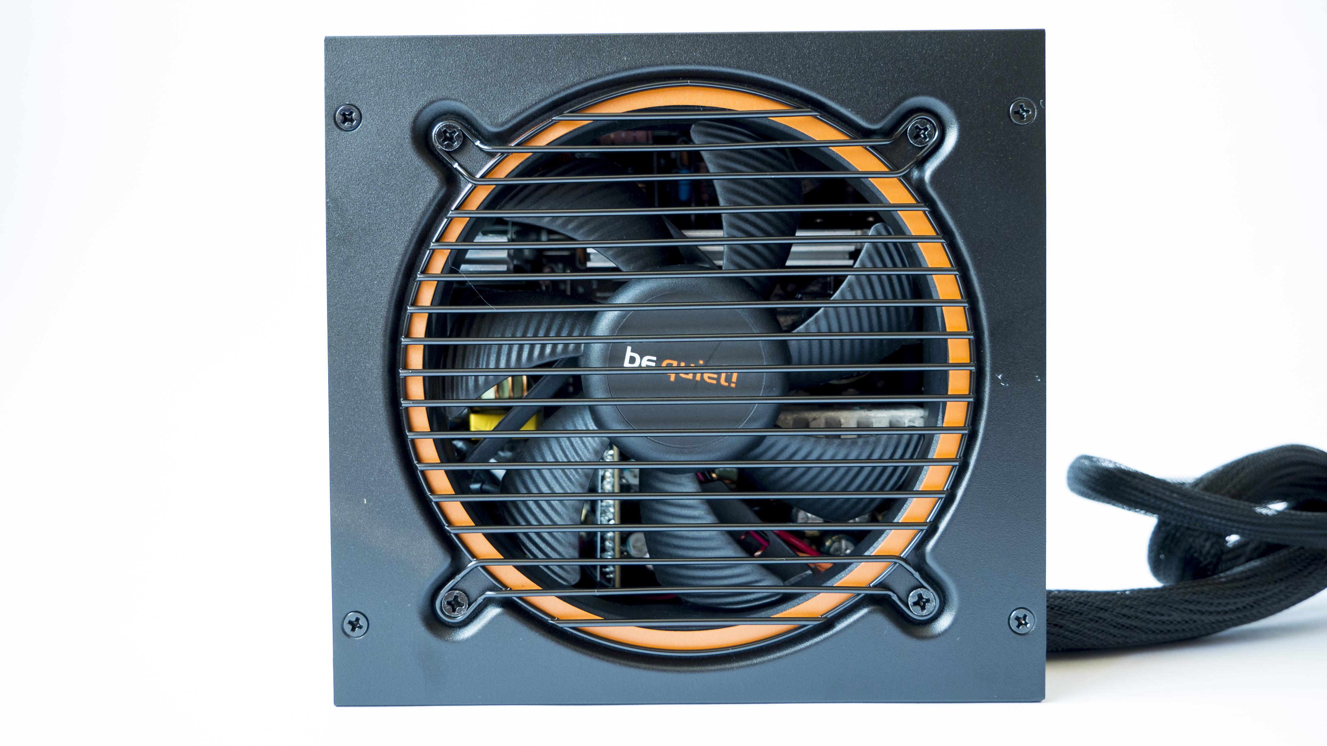 BeQuiet pure power 10 fan