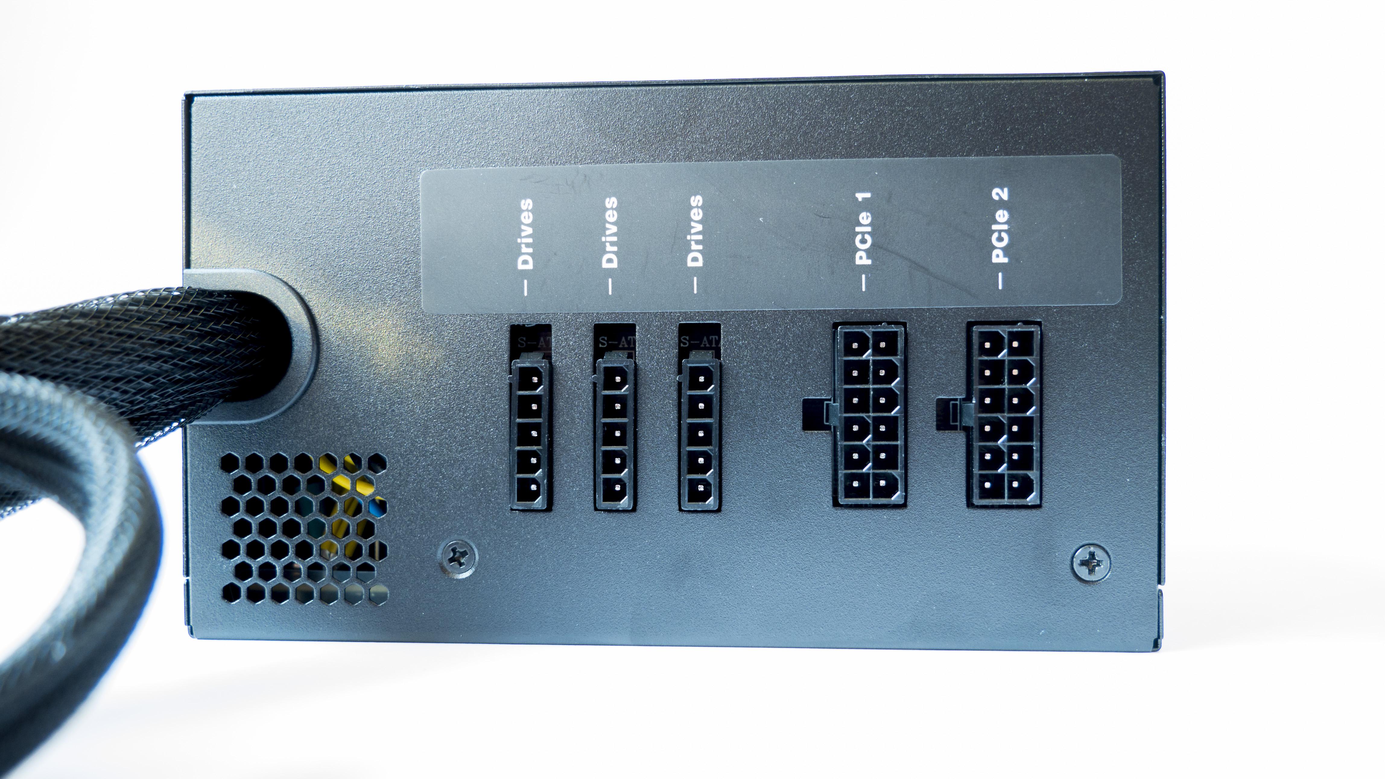 BeQuiet pure power 10 modular