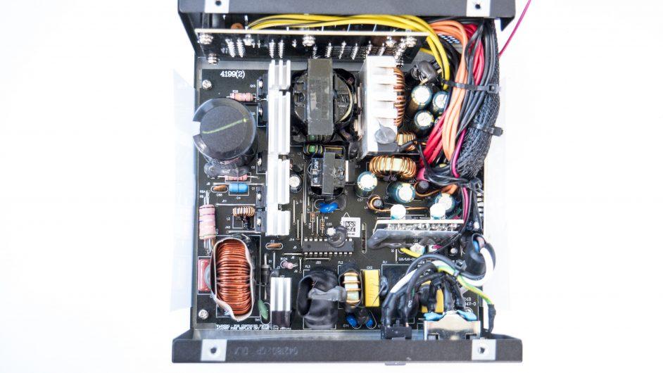 bequiet pure power 10 inside