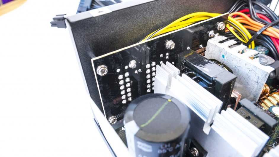 bequiet pure power 10 soldering
