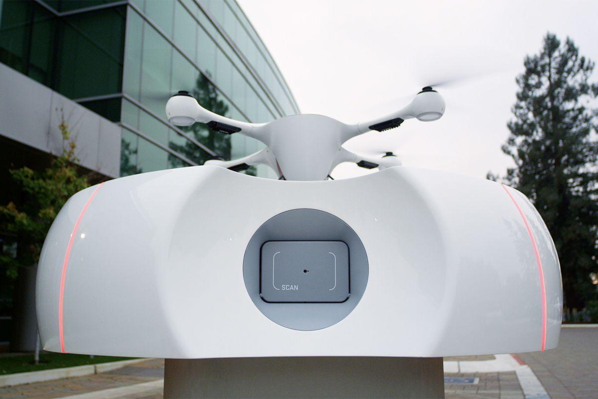 Мрежа от дронове ще обслужва болници в Швейцария