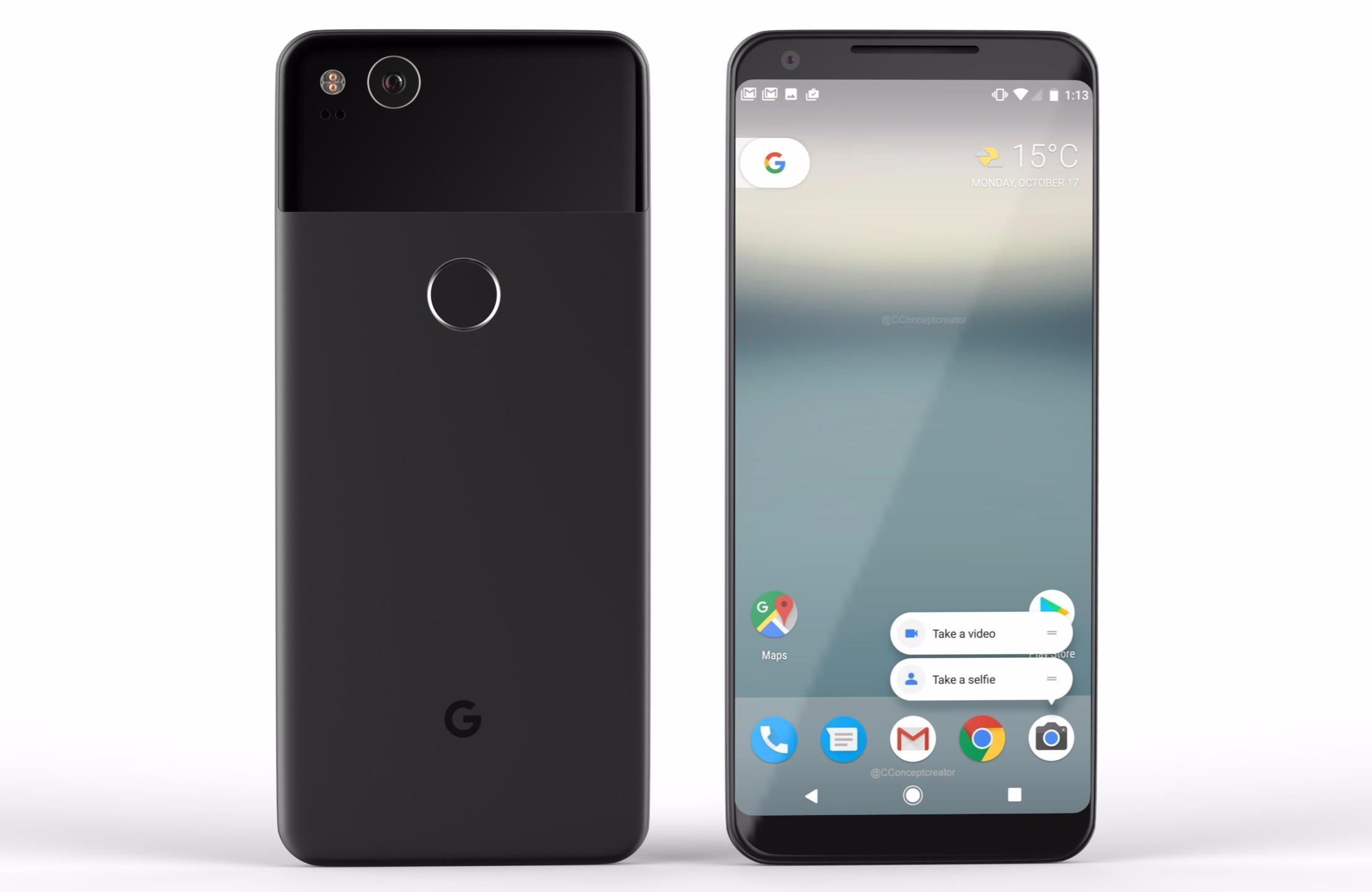 Google Pixel 2 - какво да очакваме