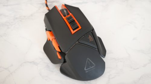 Canyon Hazard - бюджетната геймърска мишка