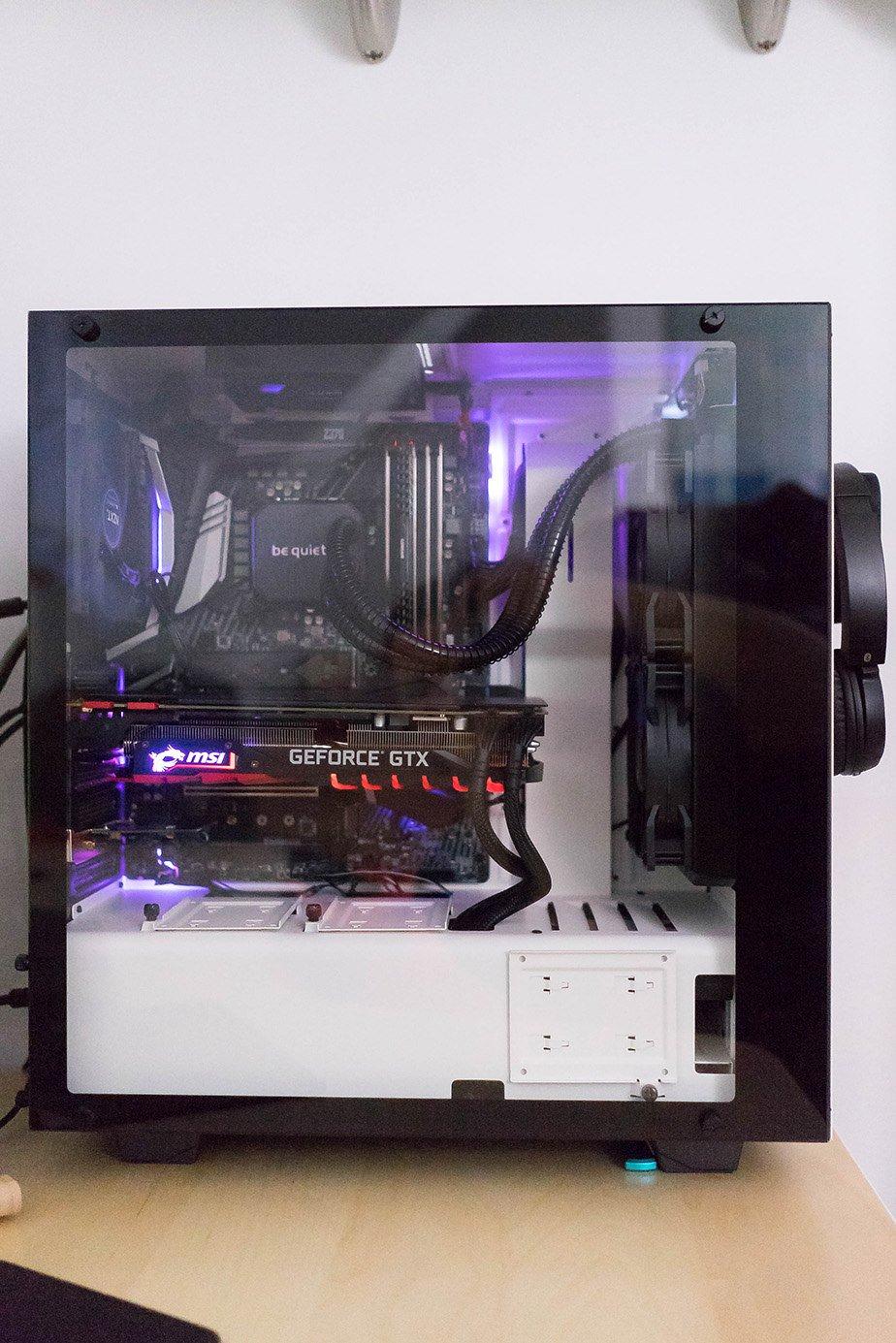 Конфигурация с i7 - 8700K
