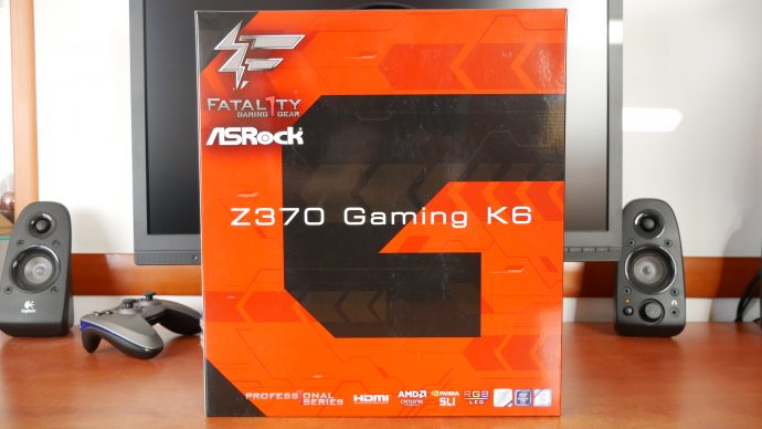 AsRock Fatality Z370