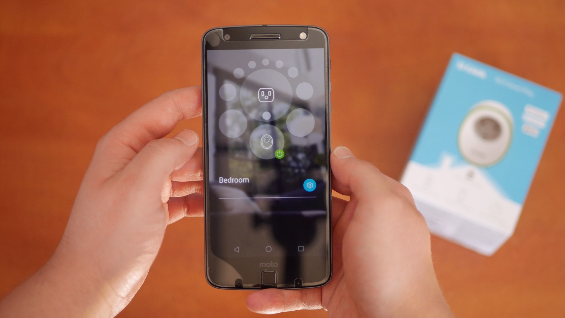 D-link Smart Plug - mobile