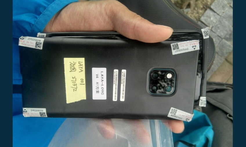 Huawei Mate 20 Pro -прототип