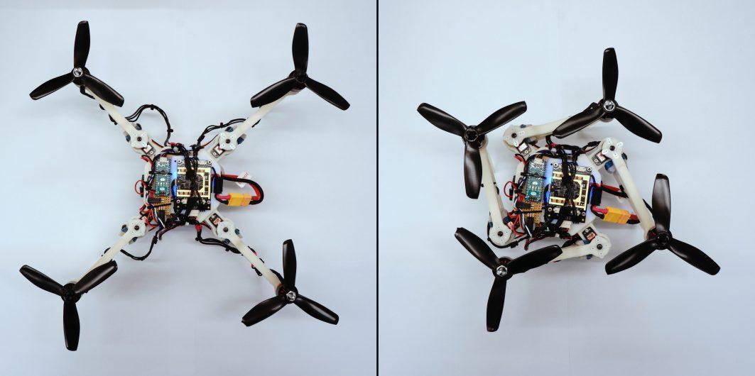 Сгъваеми дронове