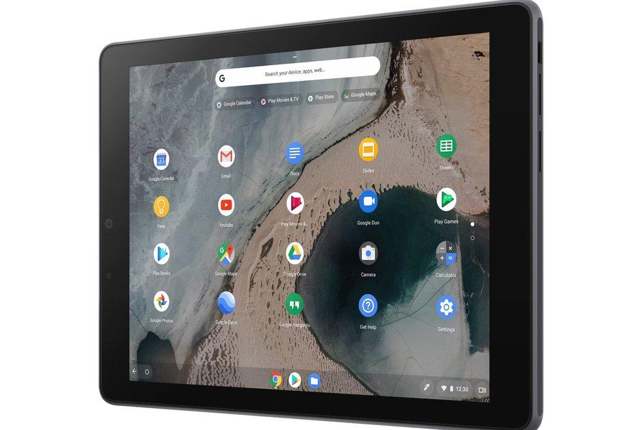 Asus таблет Chrome OS
