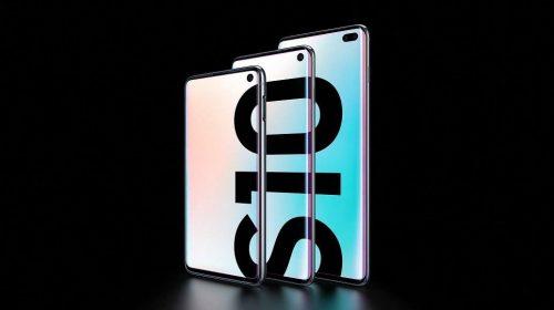 Ето ги новите Galaxy S10 смартфони от Samsung
