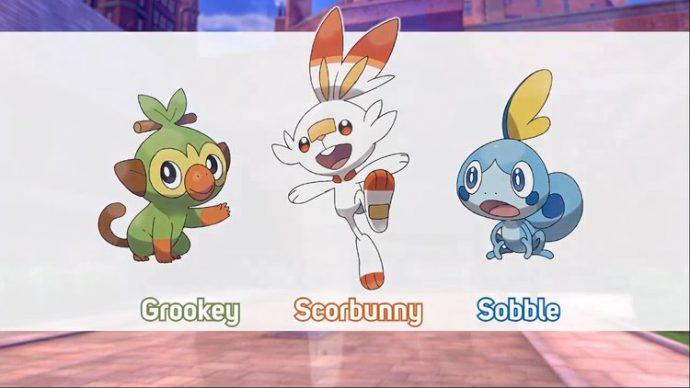 Новите покемони, които ще бъдат показани в Pokemon Sword и Pokemon Shield