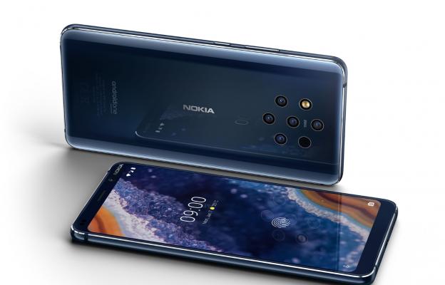 Nokia 9 PureView Design