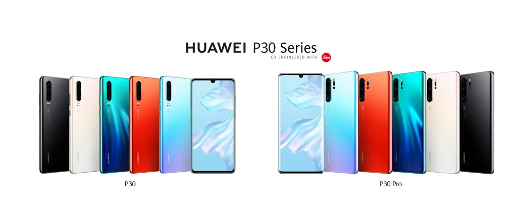 Huawei представи P30 Pro и P30 - характеристики
