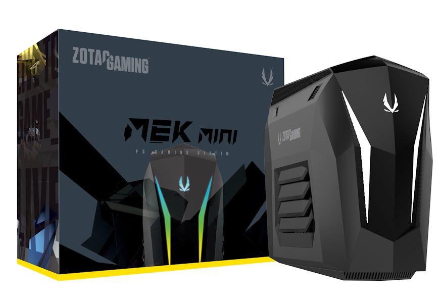 Zotac мини компютър
