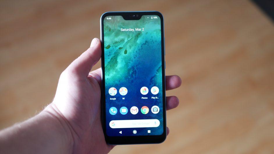 Xiaomi Mi A2 Lite екран