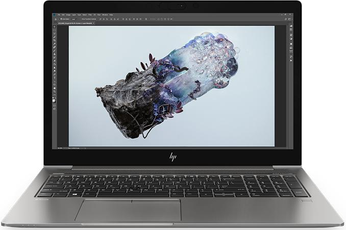 Лаптоп HP ZBook 15u