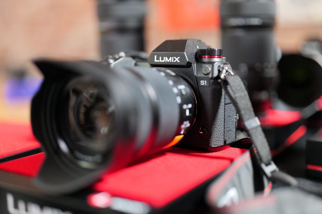 Фотоапарат Panasonic Lumix S1