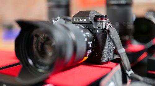 Panasonic официално представи в България новите Lumix S фотоапарати