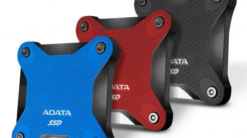 Нов преносим SSD диск SD600Q от ADATA