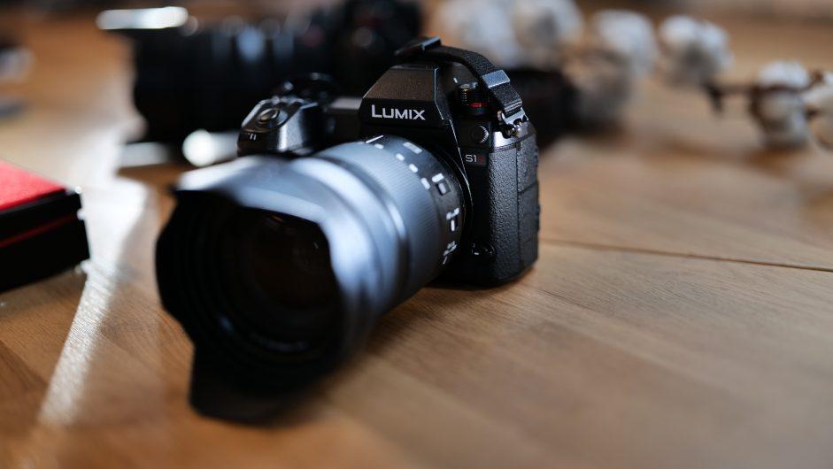 Lumix S1R - заснет с Lumix S1