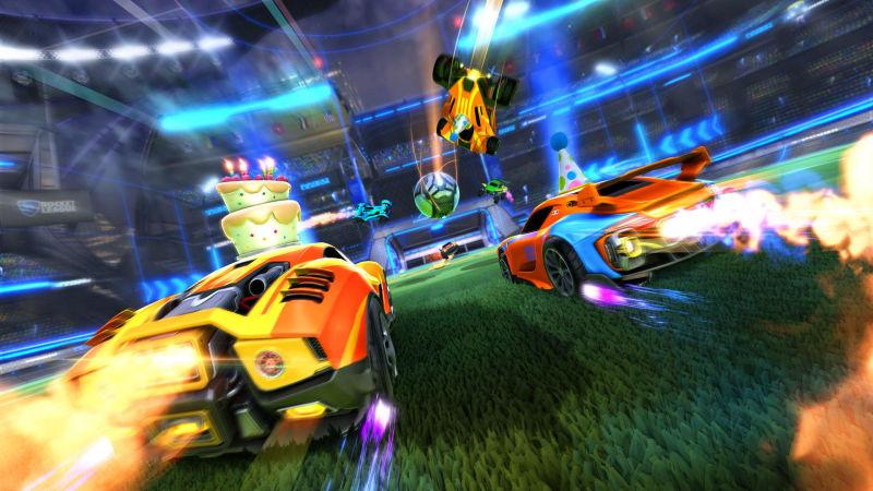 Rocket League преминава в Epic Store