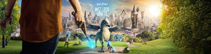 Harry Potter: Wizzards Unite Game