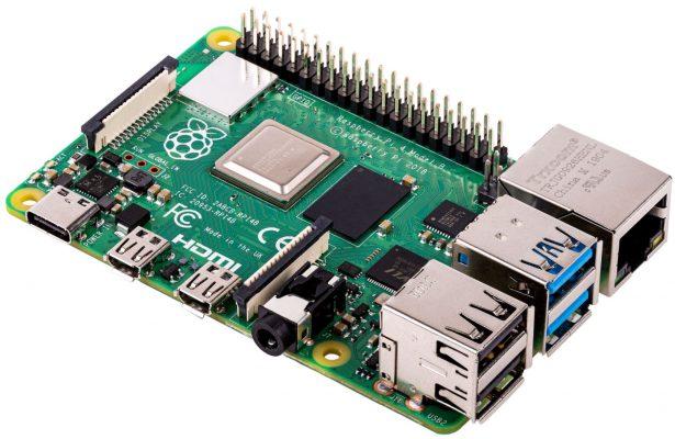 Raspberry Pi4