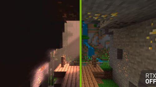 Minecraft ще получи ray tracing за Nvidia RTX видео карти