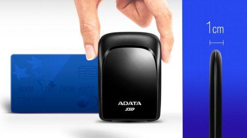 Нов външен SSD диск от ADATA SC680