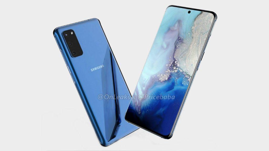 Samsung Galaxy S11e информация