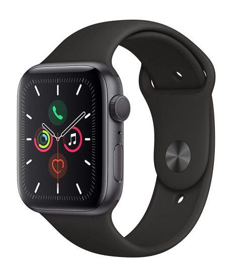 Смарт часовник Apple iWatch 5 - идеи за коледни подаръци