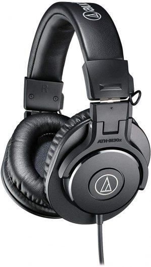 Музикални слушалки Audio-Technica - идеи за коледни подаръци