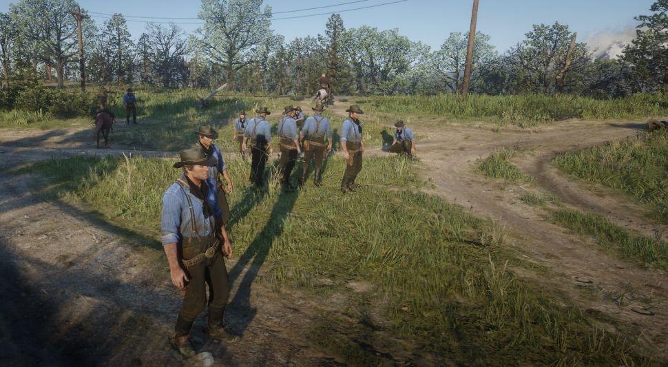 Red Dead Redemption 2 RedM