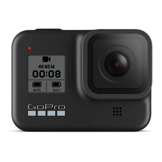 Екшън камера GoPro Hero 8 Black - идеи за коледни подаръци