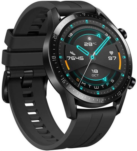 Смарт часовник Huawei Watch GT2 - идеи за коледни подаръци
