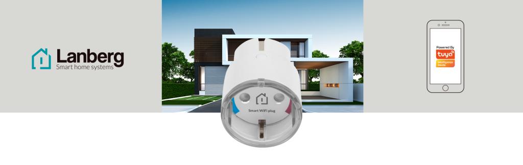 Lanberg Smart Plug