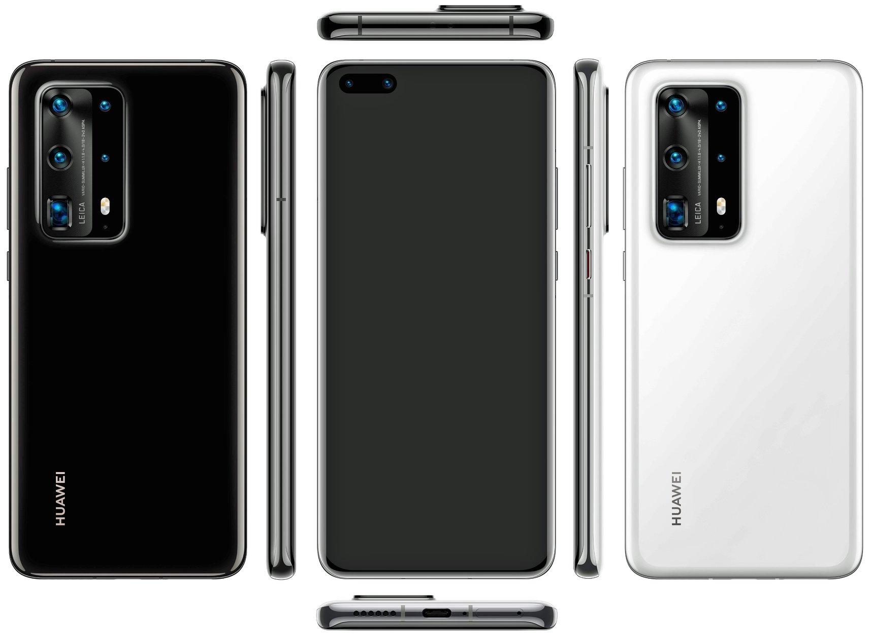 Huawei P40 Pro новини