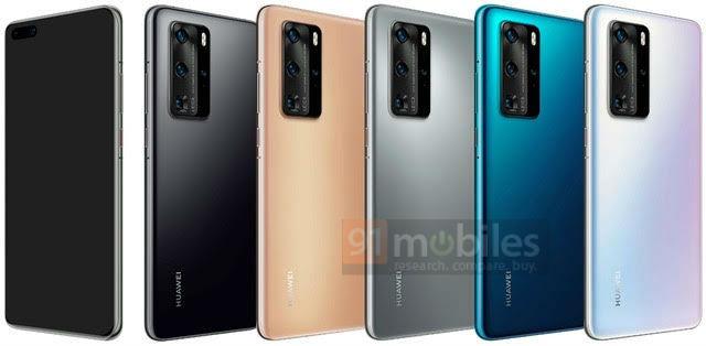Huawei-P40-новини