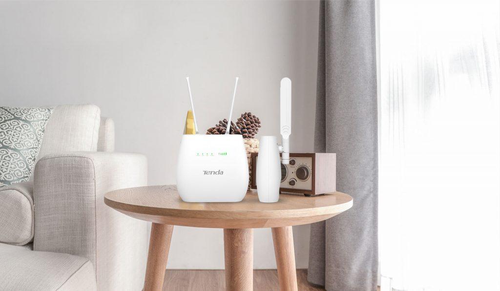 4G Wi-Fi рутер Tenda