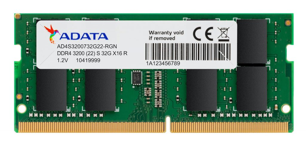 DDR4-3200 SO-DIMM