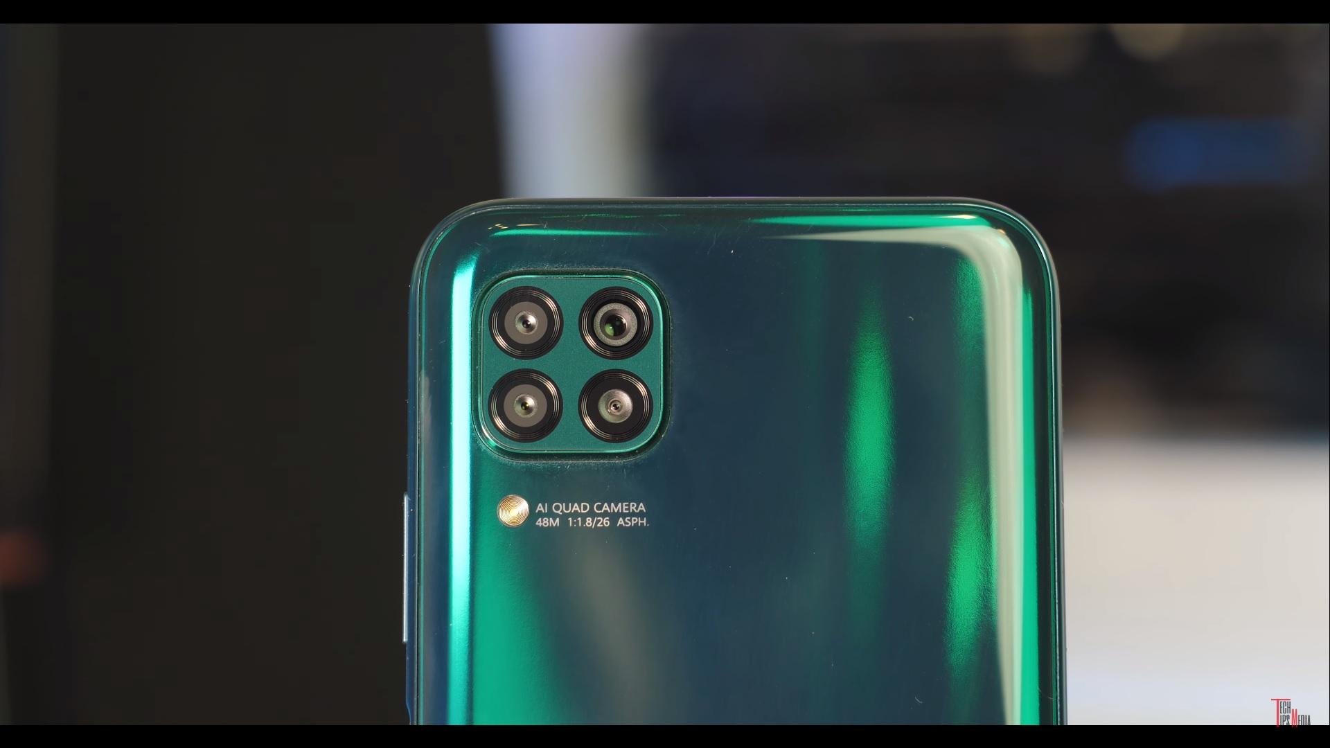 P40 Lite - камера