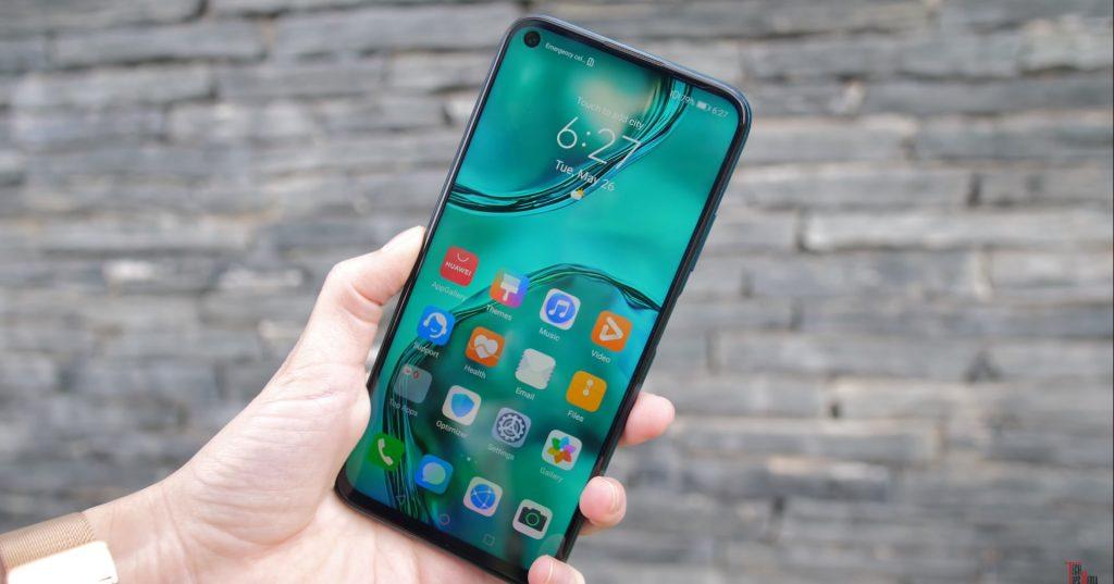 Huawei P40 Lite - видео ревю