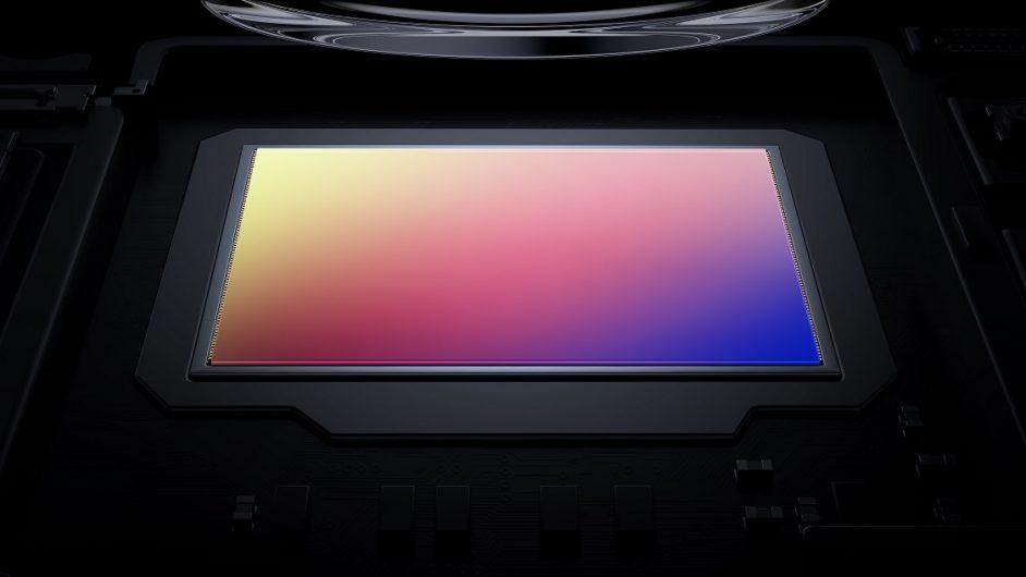 P40 Pro - сензор