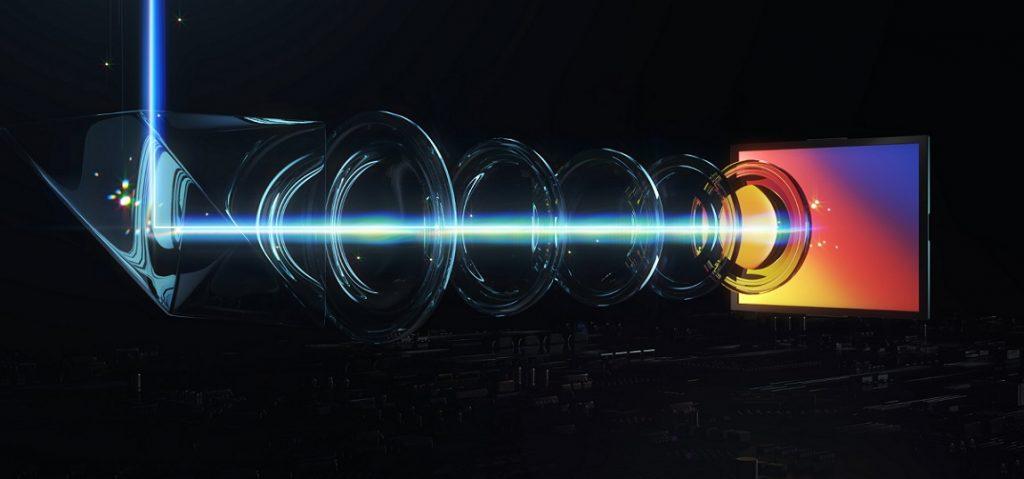 Huawei P40 Pro - перископ