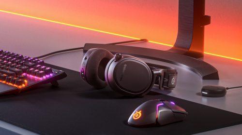 Arctis 9 – Най-новите гейминг слушалки на SteelSeries