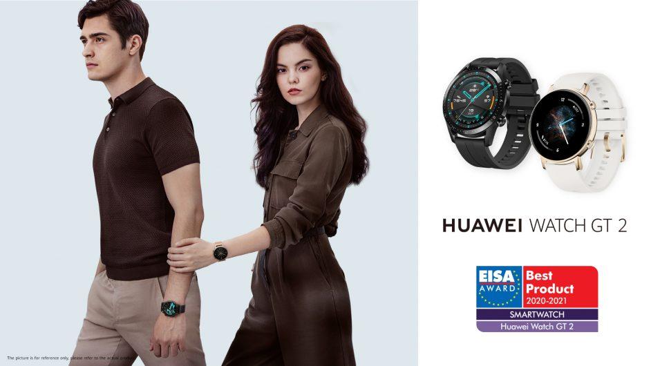 HUAWEI EISA Award 2020 - HUAWEI WATCH GT 2