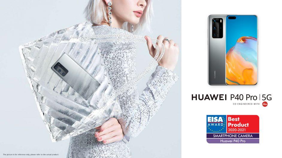 HUAWEI EISA Award 2020 - Huawei P40 Pro